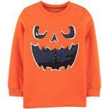Boys 4-14 Carter's Halloween Jack-O-Lantern Tee