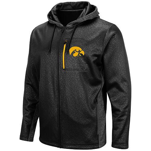 Men's Iowa Hawkeyes Hagues Full-Zip Jacket