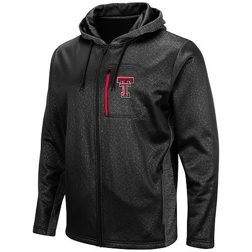 Men's Texas Tech Red Raiders Hagues Full-Zip Jacket