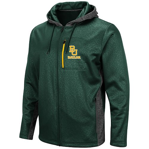 Men's Baylor Bears Hagues Full-Zip Jacket