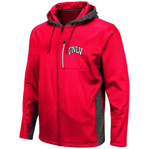 Men's UNLV Rebels Hagues Full-Zip Jacket