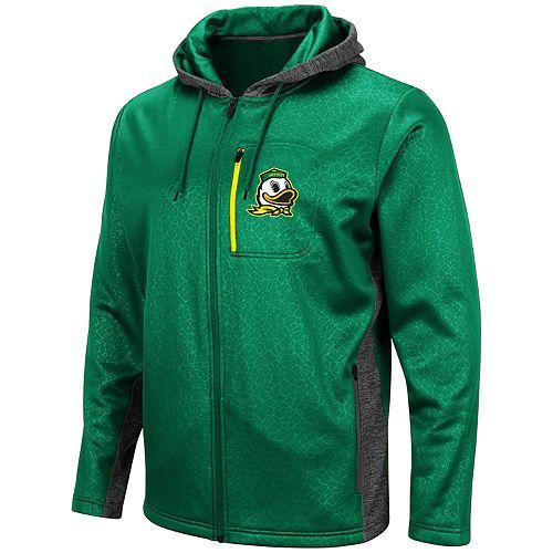Men's Oregon Ducks Hagues Full-Zip Jacket