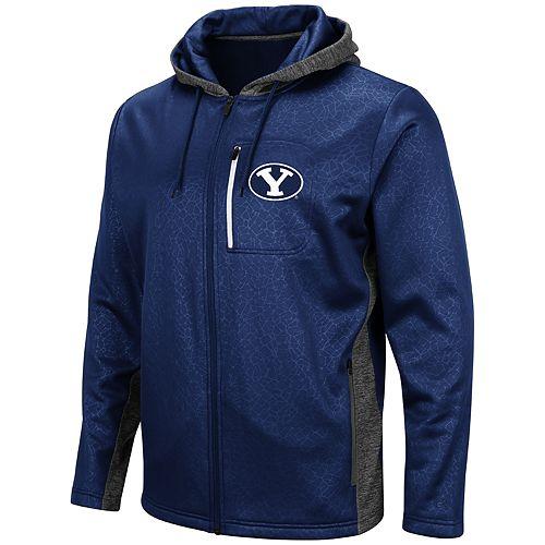 Men's BYU Cougars Hagues Full-Zip Jacket