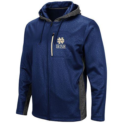 Men's Notre Dame Fighting Irish Hagues Full-Zip Jacket
