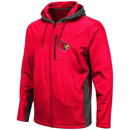 Men's Louisville Cardinals Hagues Full-Zip Jacket