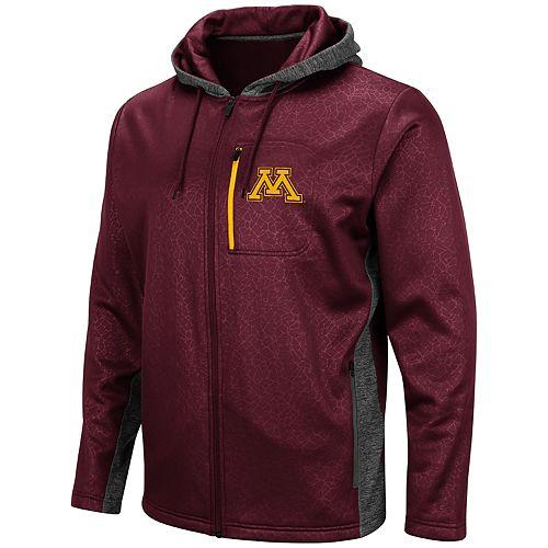 Men's Minnesota Golden Gophers Hagues Full-Zip Jacket