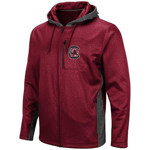 Men's South Carolina Gamecocks Hagues Full-Zip Jacket