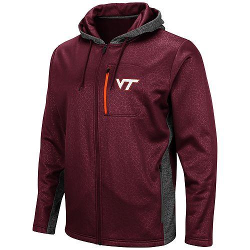 Men's Virginia Tech Hokies Hagues Full-Zip Jacket
