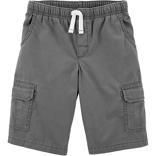 Boys 4-14 Carter's Easy Pull-On Cargo Shorts