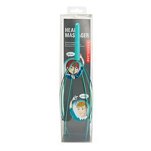 Kikkerland Blue Head Massager