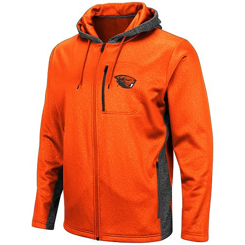 Men's Oregon State Beavers Hagues Full-Zip Jacket