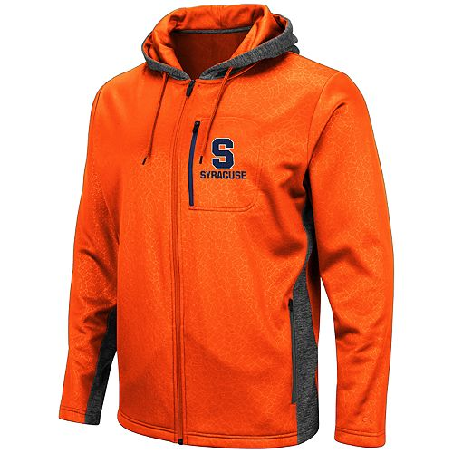 Men's Syracuse Orange Hagues Full-Zip Jacket