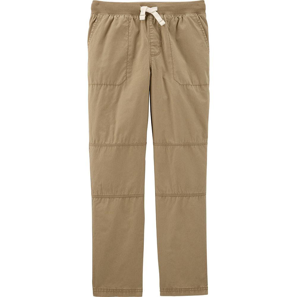 Boys 4-14 Carter's Comfort Chino Pants