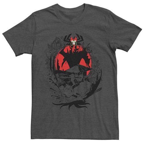 Men's Cartoon Network Samurai Jack Aku Tee