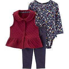 0cc90fafdd692 Baby Girl Outfits | Kohl's