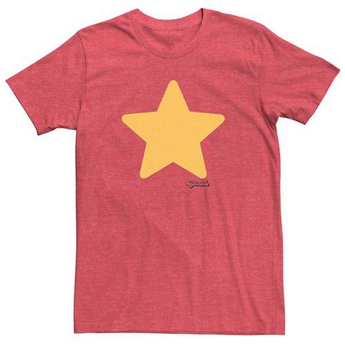 Men's Cartoon Network Steven Universe Gold Star Costume Tee