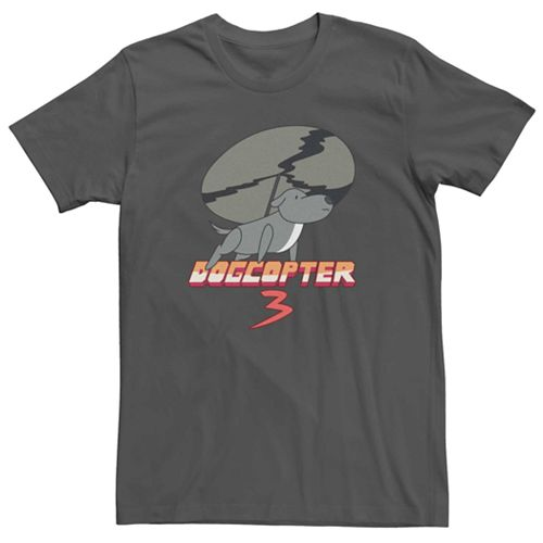 Men's Cartoon Network Steven Universe Dogcopter Tee