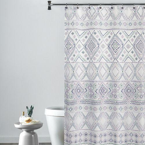 The Big One® Azalea Fabric Shower Curtain