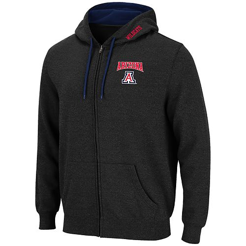 Men's Arizona Wildcats Full-Zip Hoodie