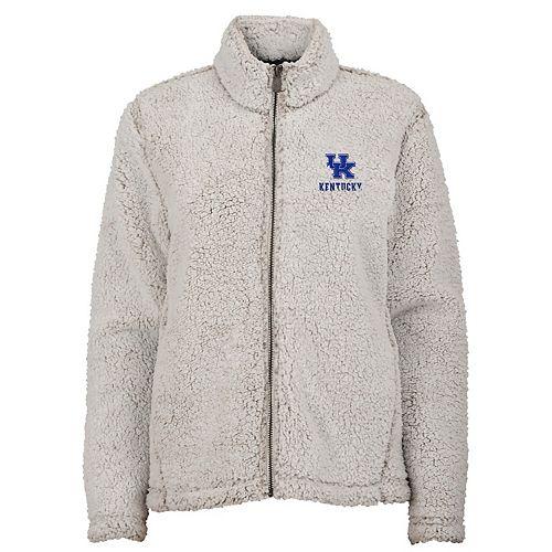 Juniors' Kentucky Wildcats Sherpa Jacket