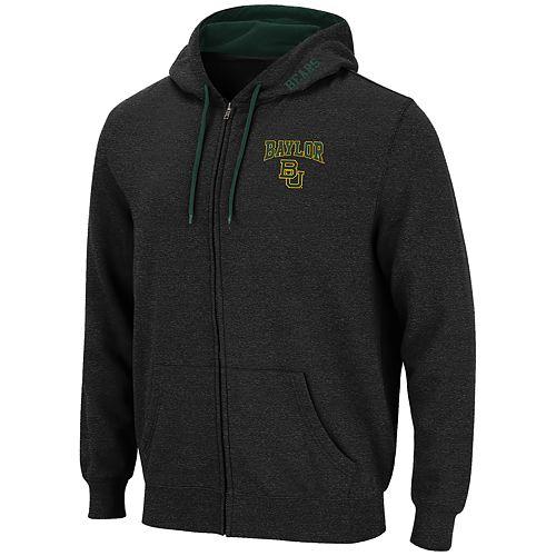 Men's Baylor Bears Full-Zip Hoodie