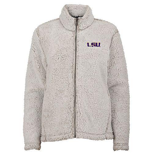 Juniors' LSU Tigers Sherpa Jacket
