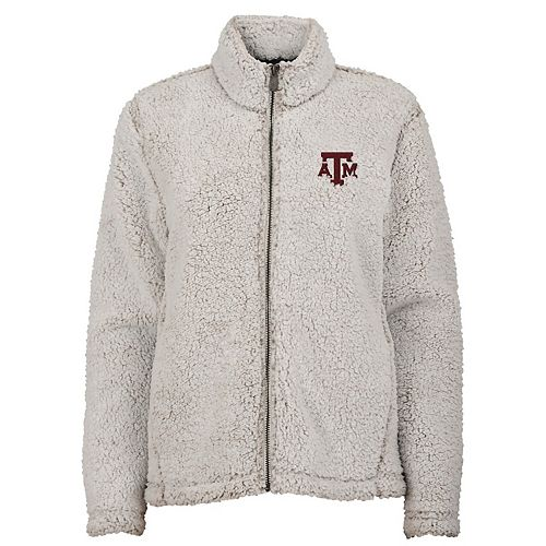 Juniors' Texas A&M Aggies Sherpa Jacket
