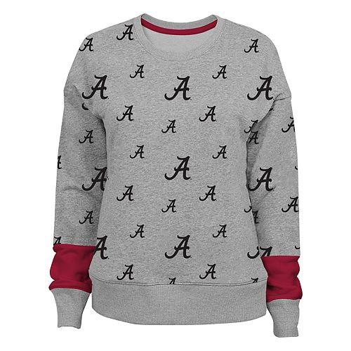 Women's Alabama Crimson Tide Team Fan Sweatshirt
