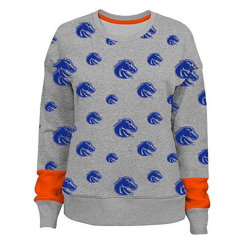 Women's Boise State Broncos Team Fan Sweatshirt
