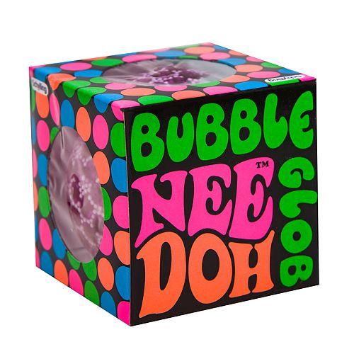 Nee Doh Bubble Glob Ball Pink