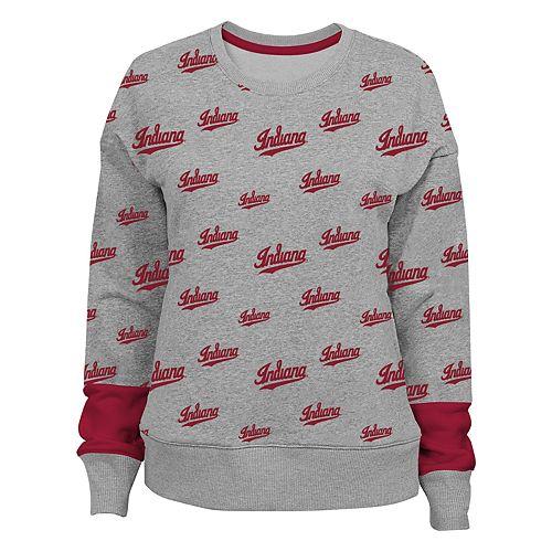 Women's Indiana Hoosiers Team Fan Sweatshirt