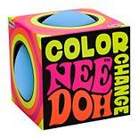 Nee Doh Color Change Ball Blue