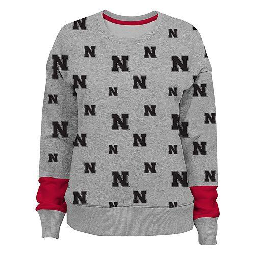 Women's Nebraska Cornhuskers Team Fan Sweatshirt