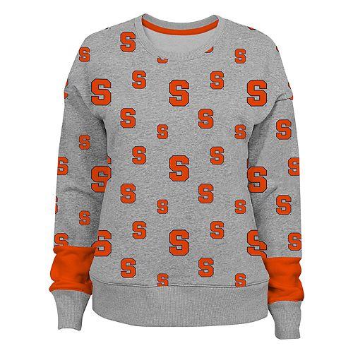 Juniors' Syracuse Orange Team Fan Sweatshirt