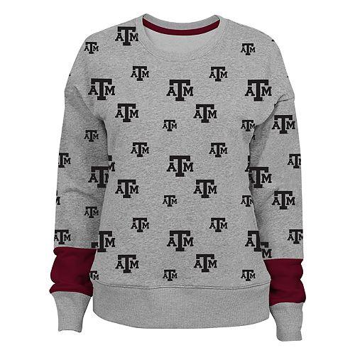 Juniors' Texas A&M Aggies Team Fan Sweatshirt