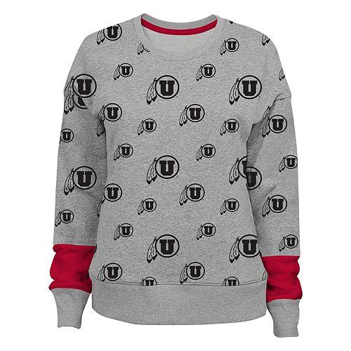 Women's Utah Utes Team Fan Sweatshirt