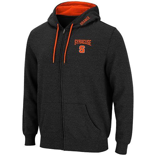 Men's Syracuse Orange Full-Zip Hoodie