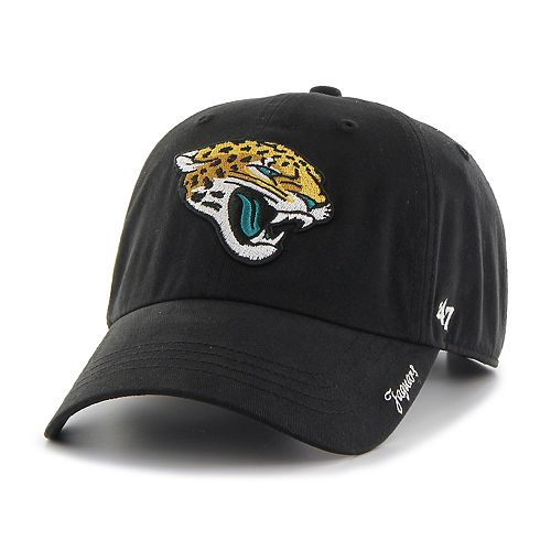 Women's NFL Jacksonville Jaguars '47 Miata Clean Up Hat