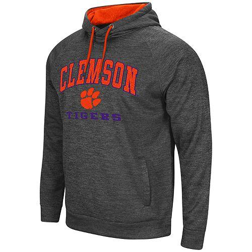 Men's Clemson Tigers Teton Fleece Hoodie
