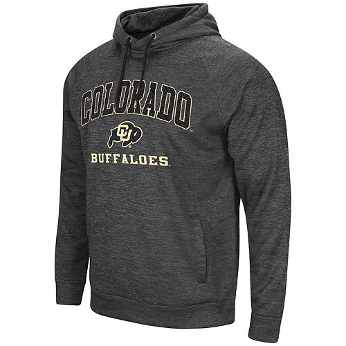 Men's Colorado Buffaloes Teton Fleece Hoodie