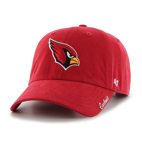 Women's NFL Arizona Cardinals '47 Miata Clean Up Hat