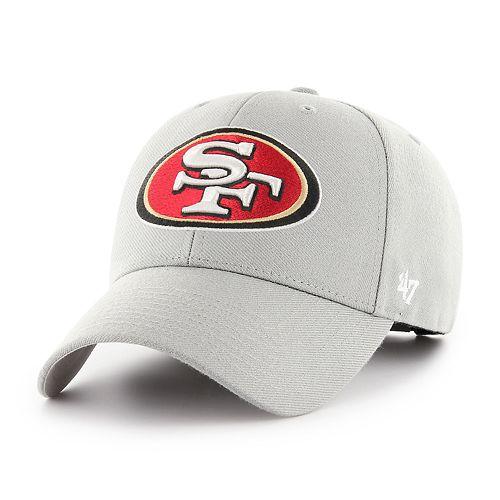 Adult '47 Brand San Francisco 49ers MVP Adjustable Cap