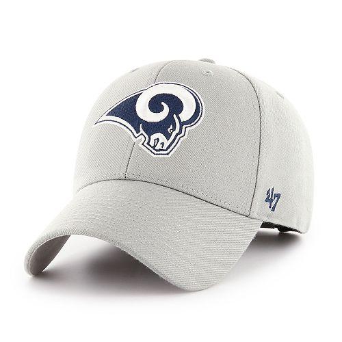 Adult '47 Brand Los Angeles Rams MVP Adjustable Cap