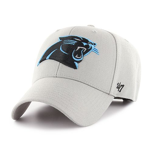 Adult '47 Brand Carolina Panthers MVP Adjustable Cap
