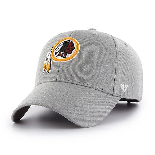 Adult '47 Brand Washington Redskins MVP Adjustable Cap