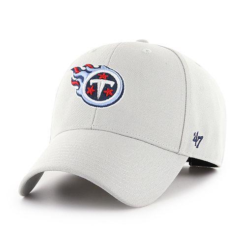 Men's NFL Tennessee Titans '47 MVP Velcro Hat