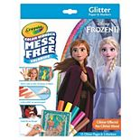 Disney's Frozen 2 Glitter Effects Color Wonder Set by Crayola