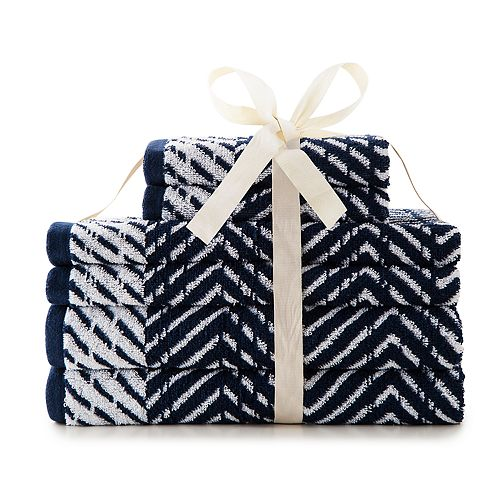 SONOMA Goods for Life™ 6-piece Favorite Bath Towel Set