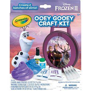 Disney's Frozen 2 Gooey Fun Art Set by Crayola