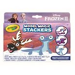 Disney's Frozen 2 Sven and Fire Salamander Model Magic Stackers Set by Crayola
